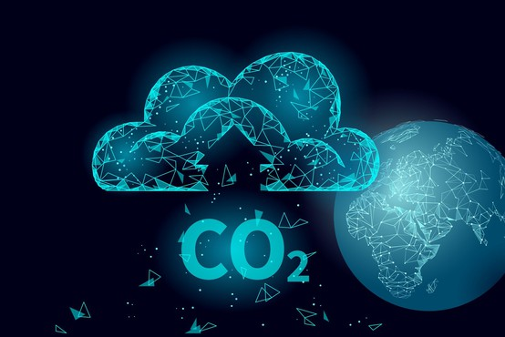 Raven toplogrednih plinov kljub koronskim ukrepom na visoki ravni