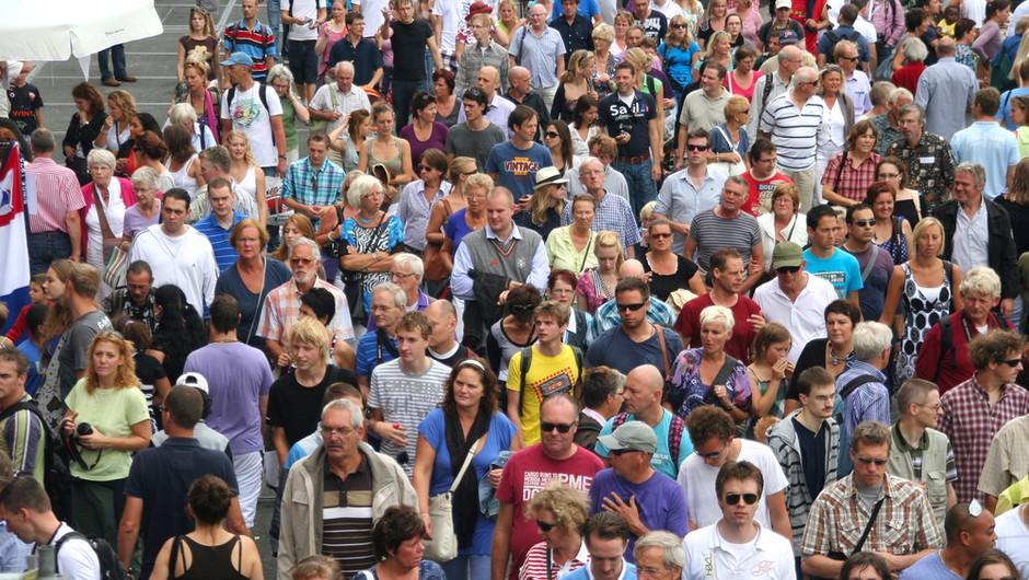 Univerzalni temeljni dohodek podpira skoraj polovica Slovencev (foto: Shutterstock)
