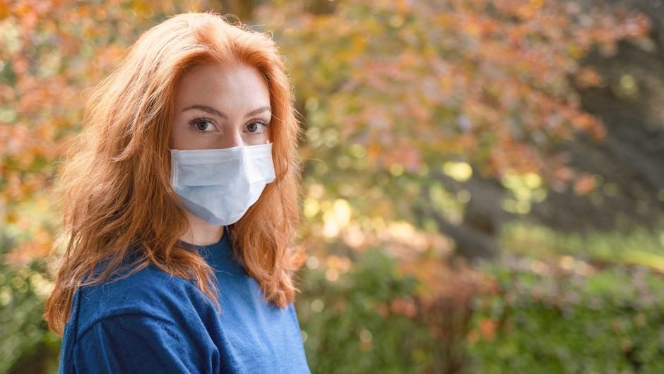 V ponedeljek 1302 pozitivnih testov, umrlo 59 bolnikov (foto: Profimedia)