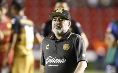 V 61. letu starosti je umrl nekdanji argentinski nogometaš Diego Maradona