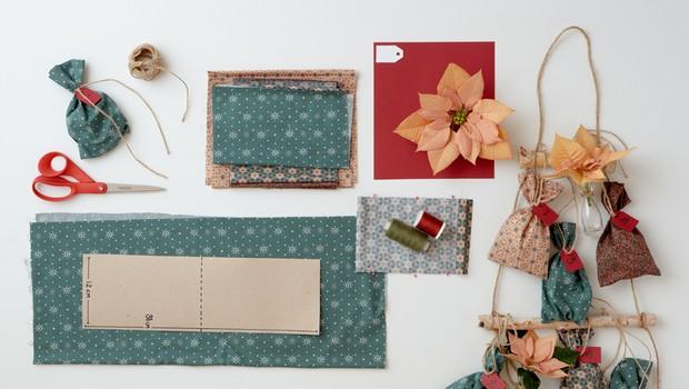 Kako narediti adventni koledar z božično zvezdo (foto: Promocijsko gradivo)