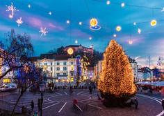 V Ljubljani v petek prižgejo praznične lučke, a brez obiskovalcev, decembra ne bo koncertov, pod vprašajem vse prireditve