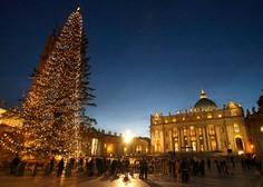 Slovenija bo letos praznično okrasila Vatikan, 75 let staro božično drevo iz Kočevja že na poti
