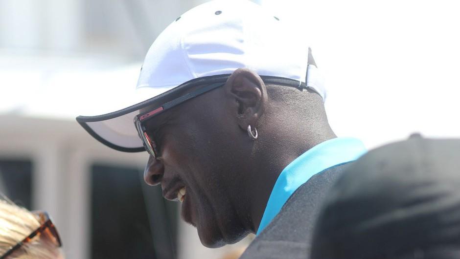 Michael Jordan namenil dva milijona dolarjev za lačne Američane (foto: profimedia)