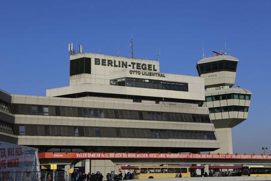 Nedavno zaprto berlinsko letališče Tegel bo eden od šestih centrov za cepljenje