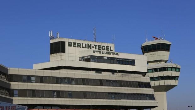 Nedavno zaprto berlinsko letališče Tegel bo eden od šestih centrov za cepljenje (foto: profimedia)