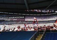 Ameriški strokovnjak za športne spominke trdi, da bi lahko dres Maradone prodali za dva milijona