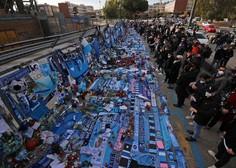 Obeta se družinski boj za nasledstvo, saj Maradona ni spisal oporoke