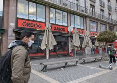 Na Madžarskem skoraj 6000 novih okužb, na Hrvaškem znova rekordno dnevno število umrlih