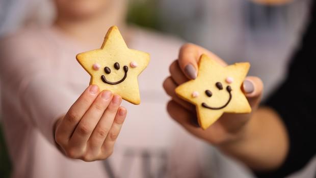 Hoferjevi  Nasmeškotki pomagajo dijakom Botrstva (foto: Promocijsko gradivo HOFER Nasmeškotek)