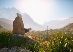 Pri meditaciji ne gre za to, da bi bili duhovni, ampak da vidimo resničnost tako, kot je.