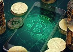 Bitcoin danes dosegel novo rekordno vrednost, visoko tudi druge kriptovalute