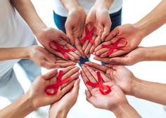 Zaradi aidsa letno še vedno umre 690.000 ljudi, v Sloveniji letos najmanj novih okužb s hivom v zadnjih desetih letih
