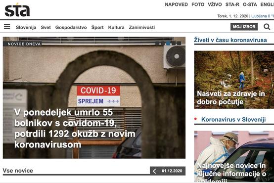Vlada zamolčala, da je prenehala financirati Slovensko tiskovno agencijo