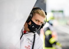 Mick Schumacher bo v prihodnji sezoni debitiral v formuli 1