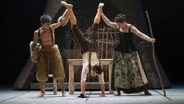 Balet SNG Maribor vabi na online miklavževanje s Kekcem (foto: Tiberiu Marta)
