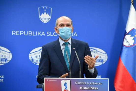 Vlada s 17. januarjem podaljšuje razglasitev epidemije covida-19 za 60 dni