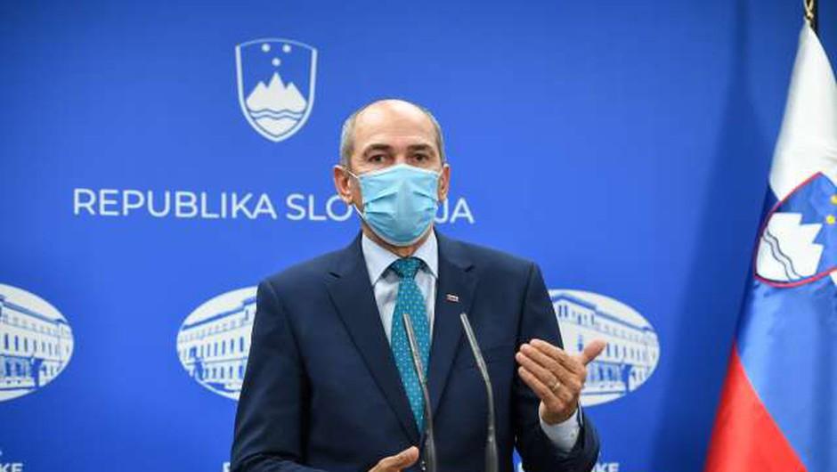 Vlada s 17. januarjem podaljšuje razglasitev epidemije covida-19 za 60 dni (foto: Nebojša Tejić/STA)