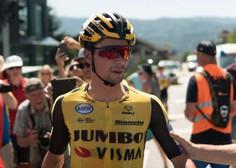 Primož Roglič prejel prestižno nagrado zlato kolo za najboljšega kolesarja na svetu leta 2020