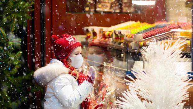 V Nemčiji koronske ukrepe podaljšali do 10. januarja, le med božično-novoletnimi prazniki delna omilitev (foto: Shutterstock)