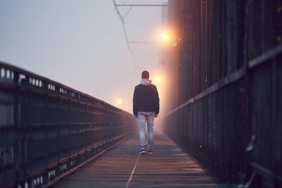 'Italijanski Forrest Gump': Po prepiru z ženo odšel na sprehod - in prehodil več kot 400 kilometrov