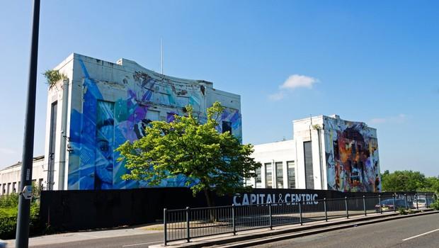 Liverpool naj bi z naložbo v filmski studio postal severni Hollywood (foto: profimedia)