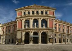 Dunajski filharmoniki bodo zaradi epidemije novoletni koncert izpeljali v prazni dvorani