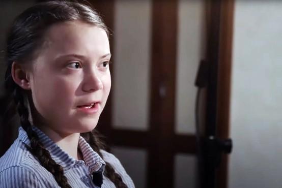 Greta Thunberg gostujoča urednica švedskega dnevnika Dagens Nyheter