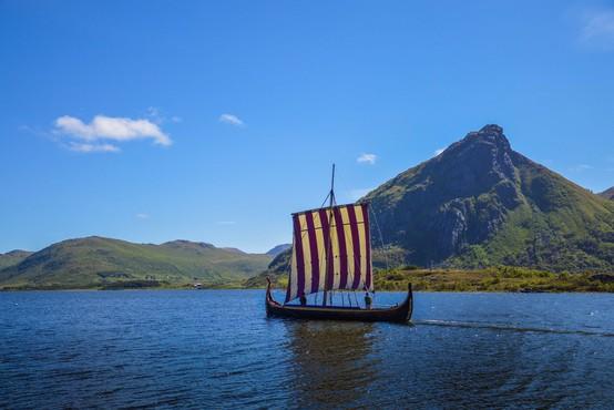 Norvežani odkrili ostanke 1200 let stare vikinške ladje
