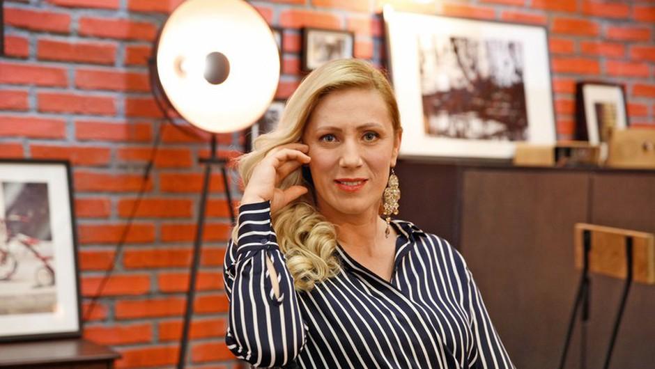Šefica za sladice je Alma Rekić, ki jo Slovenci poznajo po nastopih v oddaji Master Chef Slovenia. (foto: Helena Kermelj)