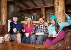 Virtualno v Planico: Podprite smučarske skakalce z domačega fotelja