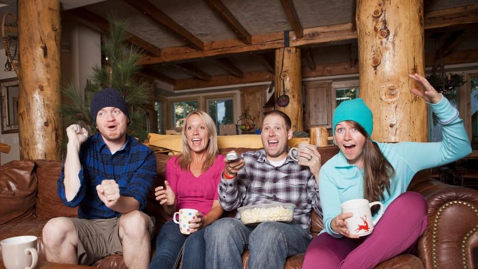 Virtualno v Planico: Podprite smučarske skakalce z domačega fotelja (foto: Profimedia)