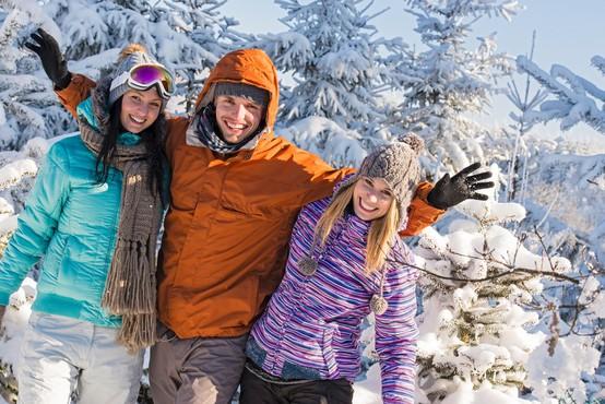 Potujte odgovorno: na zimske počitnice za celo družino vabi Srbija