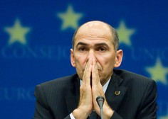 Hrvaška pooblastila Janšo, da jo zastopa na vrhu EU-ja v Bruslju