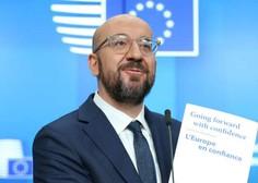 Vrh EU dosegel kompromis, ki odpravlja blokado svežnja za okrevanje