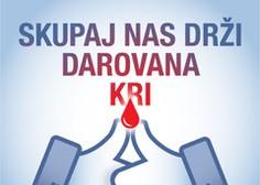 V Sloveniji združeni v darovanju krvi
