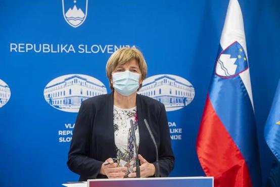 Za zaščito nosno-ustnega predela je po novem obvezna maska, ne zadostujeta ruta ali šal