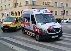 Vse več bolnikov se vrača na ljubljansko urgenco zaradi težav po prebolelem covidu-19
