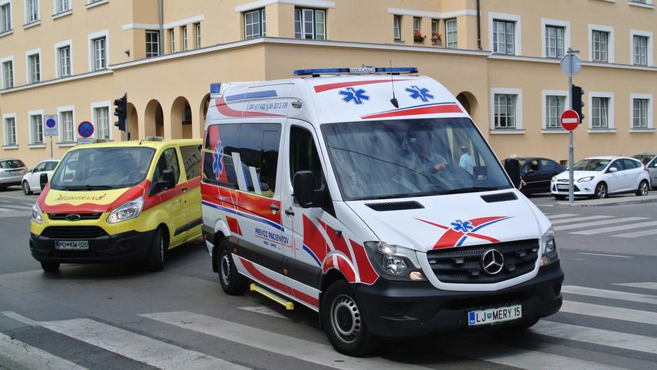 Vse več bolnikov se vrača na ljubljansko urgenco zaradi težav po prebolelem covidu-19 (foto: Shutterstock)