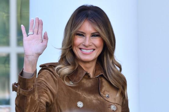 Melania naj bi za razliko od svojega moža sprejela realnost poraza in se že pripravlja na odhod iz Bele hiše