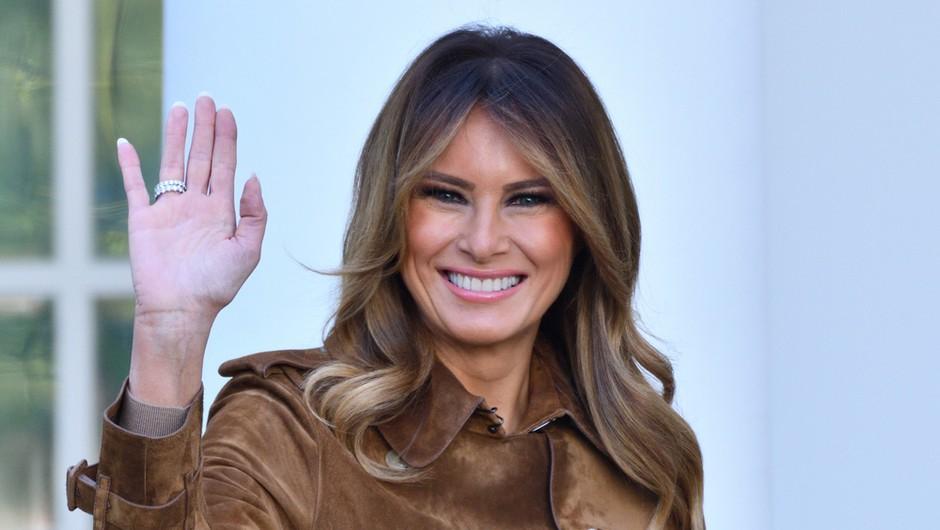 Melania naj bi za razliko od svojega moža sprejela realnost poraza in se že pripravlja na odhod iz Bele hiše (foto: Shutterstock)