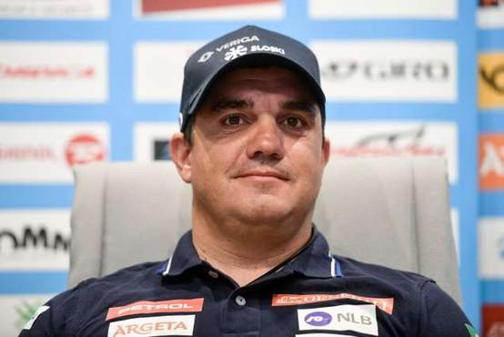 Trener Koštomaj ob Čaterjevi zmagi poudaril, da o zmagi odloča samozavest na štartu