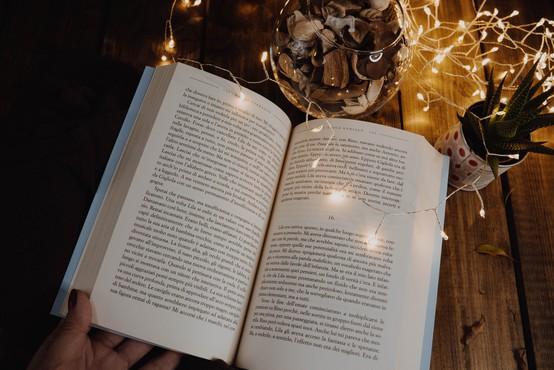 Prava knjiga ti ob pravem času lahko spremeni življenje... (čudovit zapis Petre Škarja)