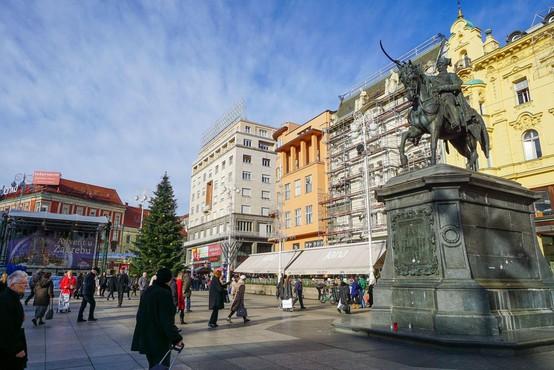 Na Hrvaškem so v soboto potrdili 3363 okužb, umrlo je 78 bolnikov