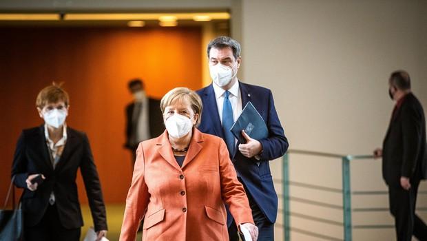 V Nemčiji bodo v sredo popolnoma ustavili javno življenje (foto: profimedia)