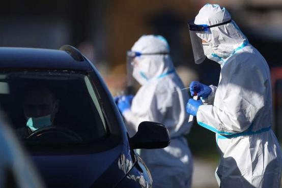 Na Hrvaškem najvišja incidenca okužb z novim koronavirusom med članicami EU