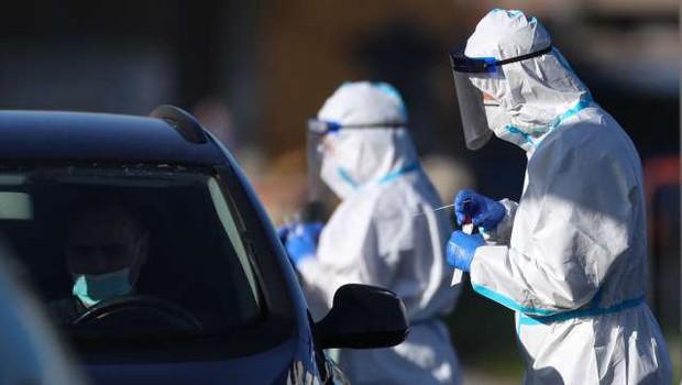 Na Hrvaškem najvišja incidenca okužb z novim koronavirusom med članicami EU (foto: Xinhua/STA)
