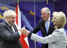 Čas za pogajanja med Veliko Britanijo in EU se izteka