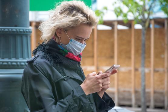 Tukaj najdete navodila, kako si namestite mobilno aplikacijo #OstaniZdrav