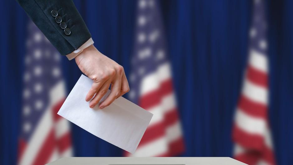 Elektorji zveznih držav bodo danes oddali svoje glasove in izbrali prihodnjega predsednika ZDA (foto: Shutterstock)